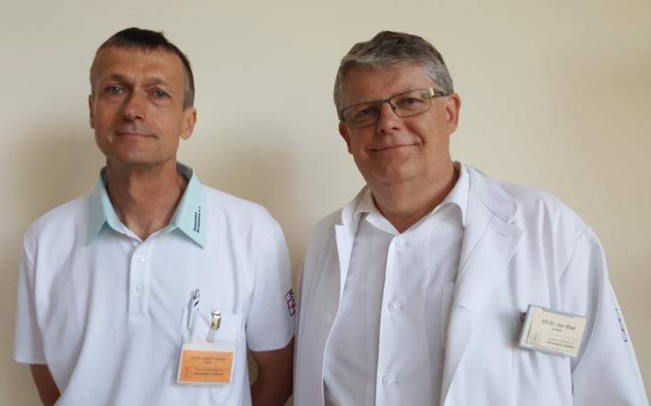 Nemocnice Strakonice: Novým primářem chirurgie se stal Radek Chalupa